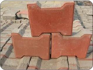 机制工字形透水砖
